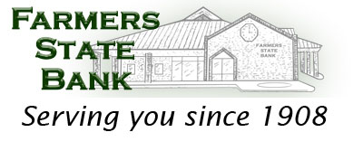 Farmers State Bank of Newcastle Mobile Logo